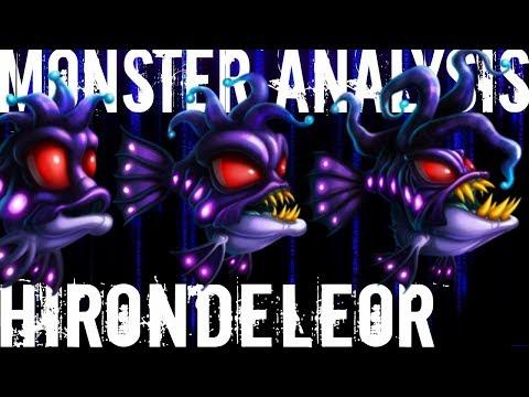 Monster Legends | Monster Analysis | Hirondeleor | Monstershore Progressive Island