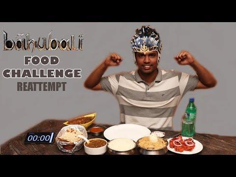 Did I Complete the Bahubali Challenge ?   Hunger Game Restaurant