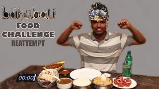 Did I Complete the Bahubali Challenge ? | Hunger Game Restaurant