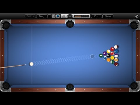 Cue Club 2 PC - Pool and Snooker