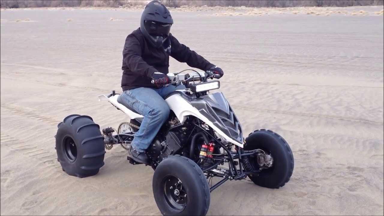 Yamaha Raptor Custom