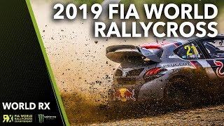 2019 FIA World Rallycross Championship Launch Trailer