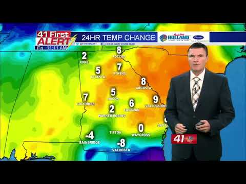 Gary Weather on 41 NBC