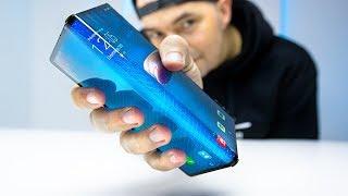 MATE XS   RESPOSTA da Huawei ao Galaxy Z Flip