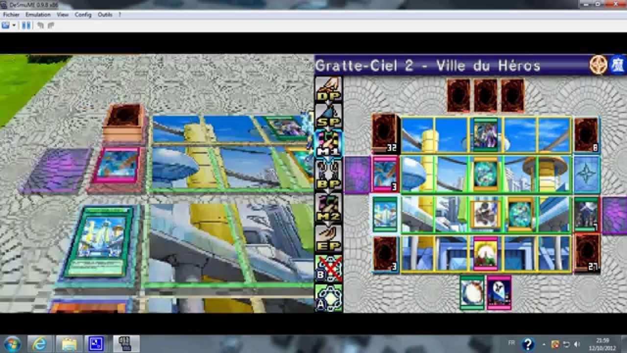 "Yu-Gi-Oh world championship 2007 episode 1 ""Ses l'heure du ..."