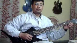 Ye sham mastani on Guitar