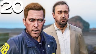 Working For The Government - Grand Theft Auto 5 - Part 20