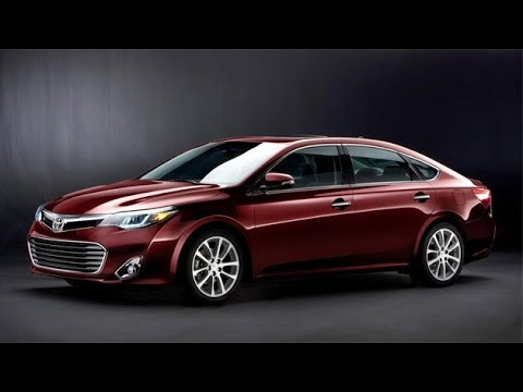 2015 Toyota Avalon Youtube