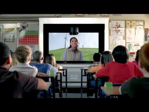 Cisco Telepresence Vision Future Technology
