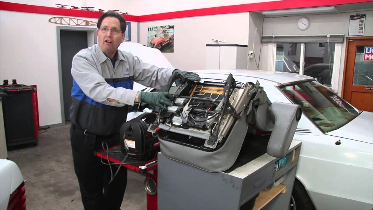 2014 Mercedes Sprinter Wiring Diagram Best Method To Get Stuck Mercedes Power Seats To Move