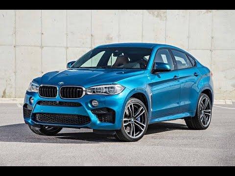 BMW X6 M 2017 Car Review