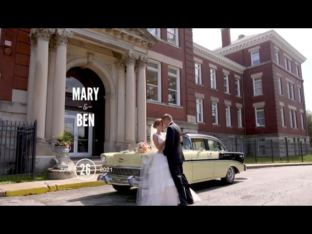 Mary & Ben | 71 Studios