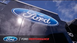 Ford Tech Center Trailer Leads to Victory Lane | Performance by Design | Ford Performance