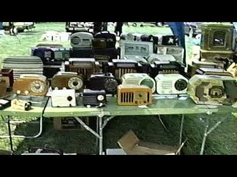 Elgin Illinois Radio Fest & Auction late 1980's