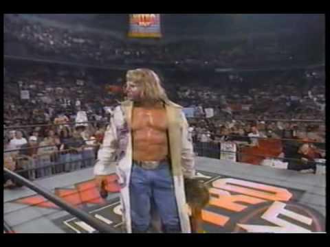 WCW Monday Nitro 9-14-98 Jim Neidhart vs Warrior