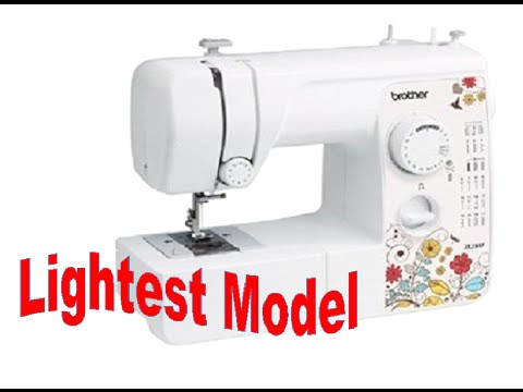 Tutorial - Brother JX2517 LIGHTEST Full Size Sewing Machine - LOVE IT!