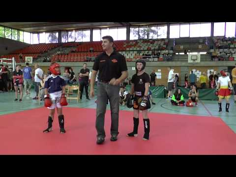 Kinder Kampfsport Regensburg: Deutsche Meisterschaft