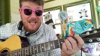 Lady Gaga, Bradley Cooper - I'll Never Love Again // easy guitar tutorial for beginners