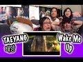 [KPOP REACTION] TAEYANG 태양 -- WAKE ME UP
