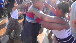Puerto Rican Festival 2014 Salsa Dancing