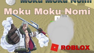Proprietà ROBLOX . OPL 4 Recensione Tr'i Smoke Fruit ( Moku Moku Nomi ) Virus HYV