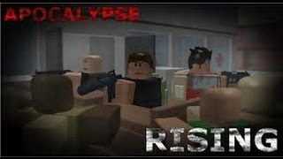roblox apocalypse rising part 1