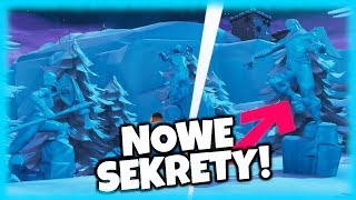 ICEBERG IS MELTING! & SECRET SKINS.. -Fortnite Battle Royale
