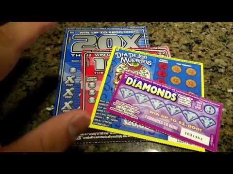 Video Casino rewards scratch