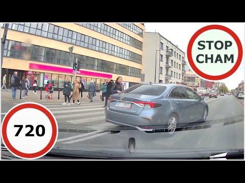Download Stop Cham #720 - Niebezpieczne i chamskie sytuacje na drogach