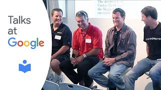 Authors@Google: Chris Dixon, Ghost Wave: The Discovery of Cortes Bank and the Biggest Wave on Earth