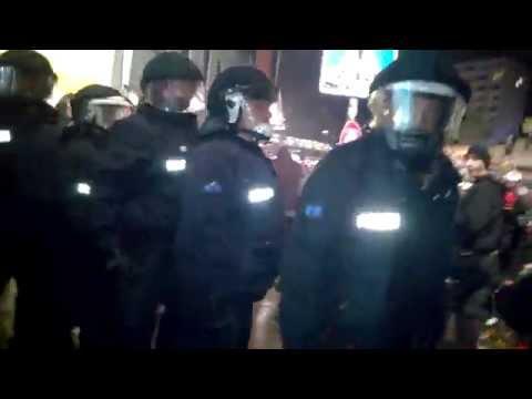 Polizeigewalt 17937627