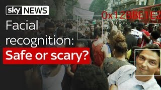 Facial-recognition technology: safe or scary?