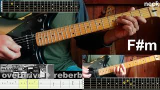 tutorial dios imparable marcos witt cover guitarra tabs