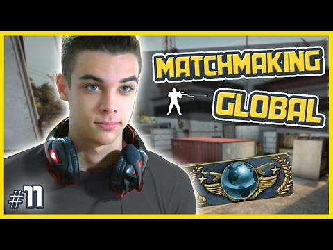 CS:GO | TO DE HACK? - MM na GLOBAL #11