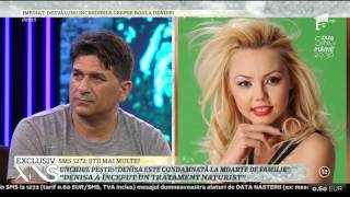 Florin Peste, despre starea de sanatate a Denisei Raducu &quotMedicii i-au dat sanse de vi ...
