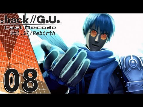 .hack//G.U. Last Recode [Vol. 1] - Episode 8: Avatar Training