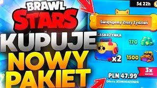 KUPUJE NOWY PAKIET! BRAWL STARS OPENING!  (odc.47)