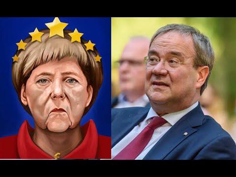 Nach ihrem Sieg auf dem CDU-Parteitag; Selbst wenn Merkel geht, kann sie jetzt bleiben.