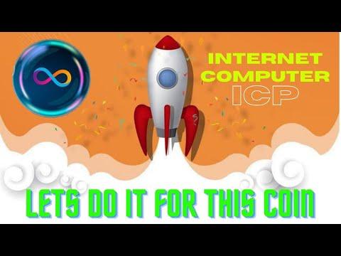 ICP CRYPTO COIN √ INTERNET COMPUTER TOKEN √ CRYPTO CURRENCY √