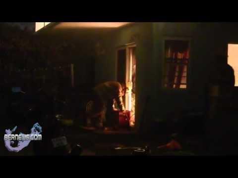 St Davids Home Fire, Dec 24 2012