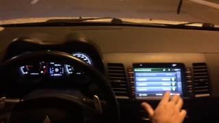 Mitsubishi Lancer GT 2013 Videos