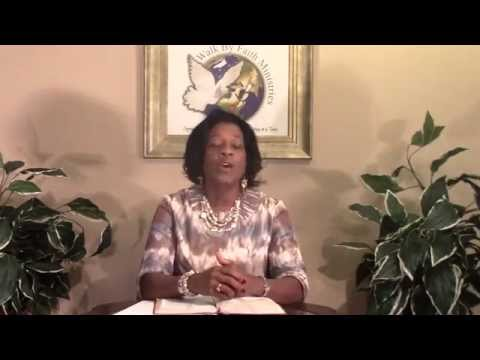 The Gift That Jesus Has For You:  Living Water - Minister  Sharon Johnson Savage