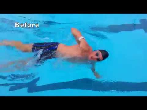 Basics of Lap Swimming Part 1