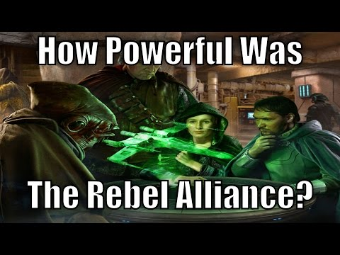 How Powerful Was The Rebel Alliance?