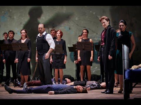 Staatstheater Braunschweig: La clemenza di Tito, Oper von Wolfgang Amadeus Mozart