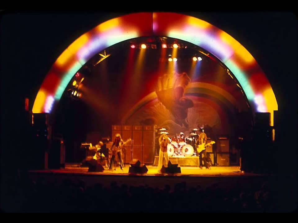 Jeff Beck Concert Tour