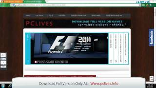 [Cracked] Download F1 (2011) Full Version Pc Game Patched+Razor Crack+1Gb Links Megaupload!