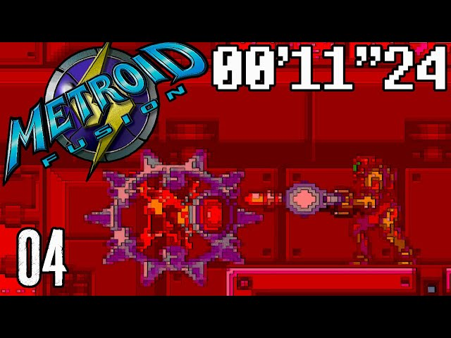 WE AIN'T GOT NO TIME FOR THIS! - Metroid Fusion Part 4