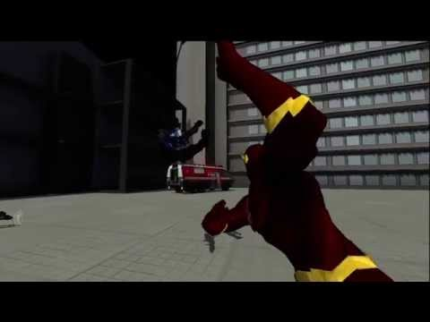 The Flash Video Game: Combat Test