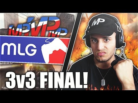 MLG SnD 3v3 Turnier FINALE! ft. iMP Pro Team!